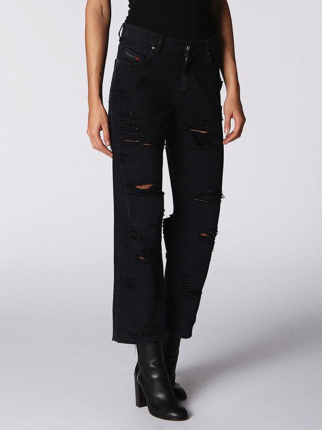 NICLAH 084NZ, Nero Jeans