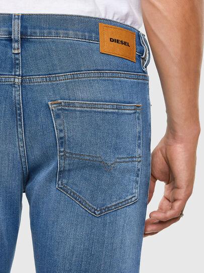 Diesel - D-Luster 009EK, Blu Chiaro - Jeans - Image 4