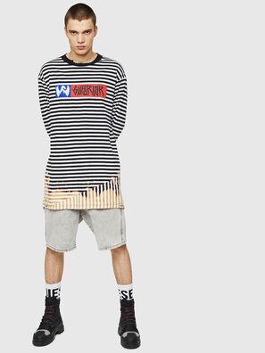 T-OKSANA, Nero/Bianco - T-Shirts