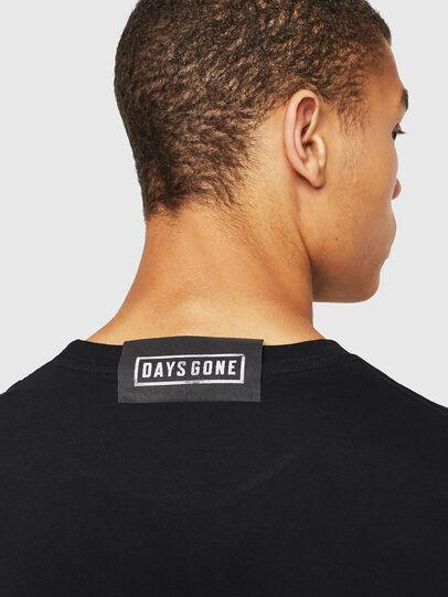 Diesel - PS-T-DIEGO-DAYSGONE,  - T-Shirts - Image 5