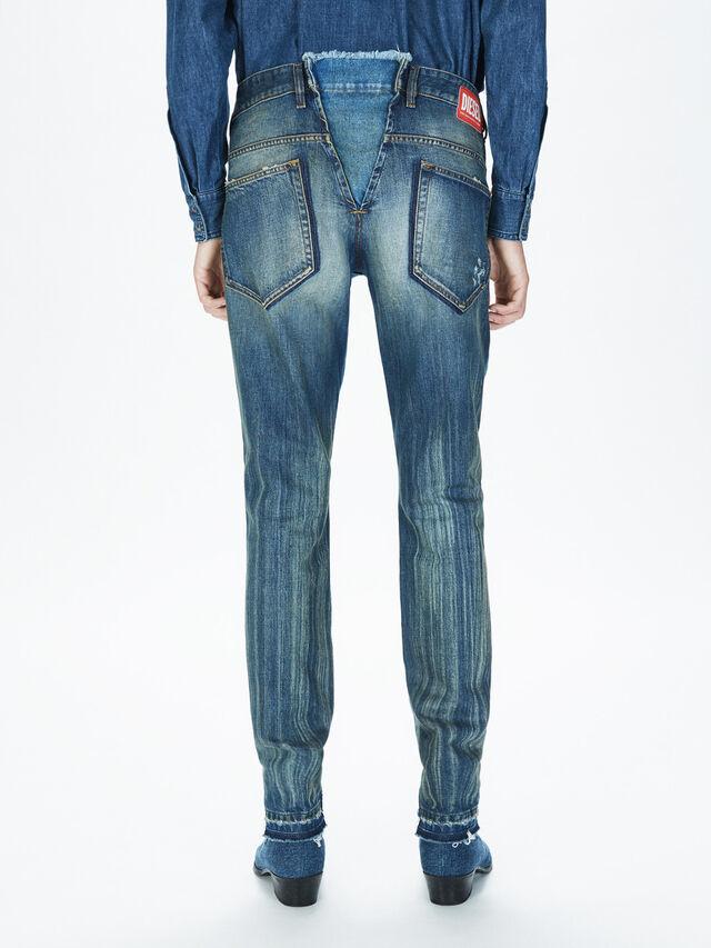 Diesel - SOPKN01, Blu Jeans - Jeans - Image 4