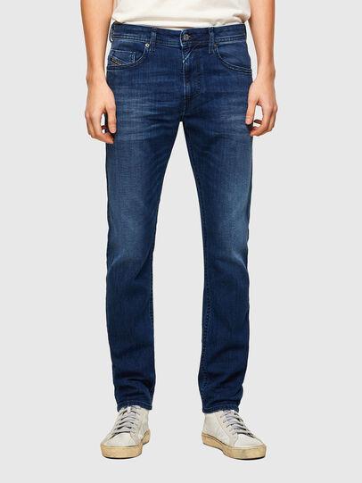 Diesel - Thommer 069SF, Blu Scuro - Jeans - Image 1
