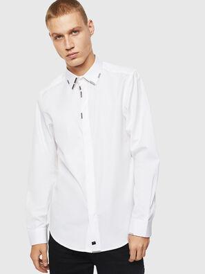 S-MARLENE, Bianco - Camicie