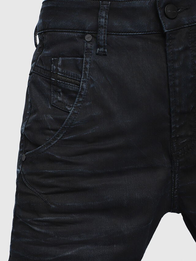 Diesel - Fayza JoggJeans 069FV, Blu Scuro - Jeans - Image 3