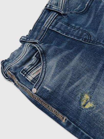 Diesel - KROOLEY JOGGJEANS-B-N, Blu/Giallo - Jeans - Image 3