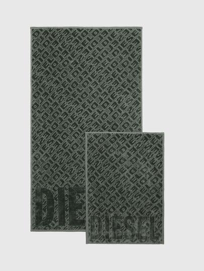 Diesel - COPP 3DLOGO, Verde - Bath - Image 2