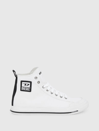 Diesel - S-ASTICO MID CUT W, Bianco - Sneakers - Image 1