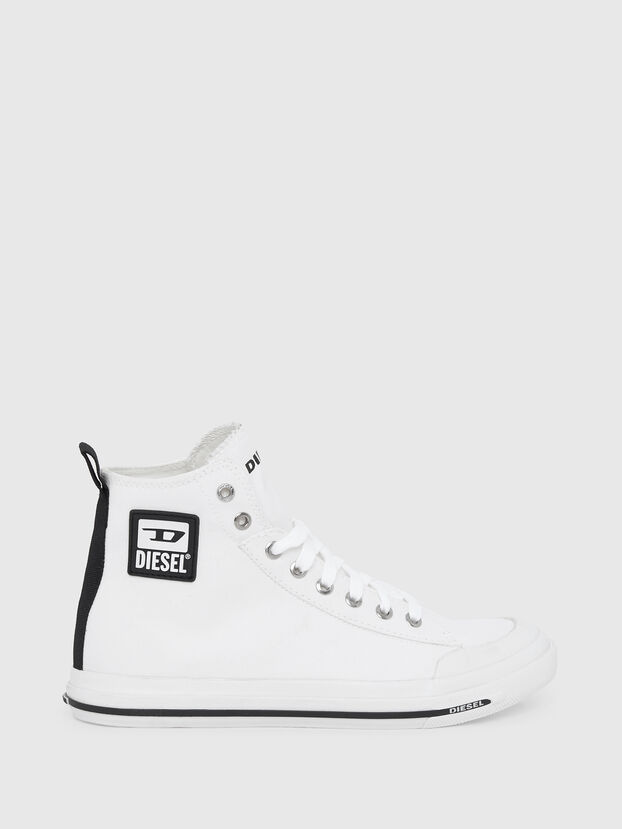 S-ASTICO MID CUT W, Bianco - Sneakers