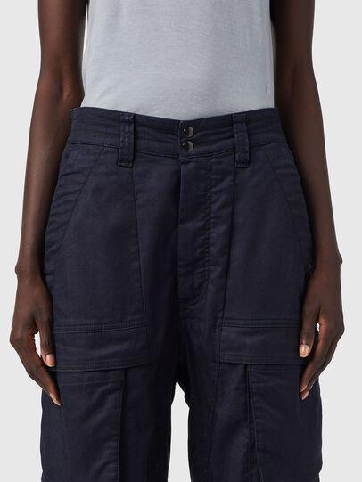 Diesel - D-Emma JoggJeans® 0CEAT, Blu Scuro - Jeans - Image 3