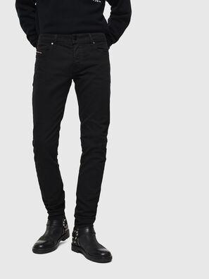 Sleenker 069EI, Nero/Grigio scuro - Jeans