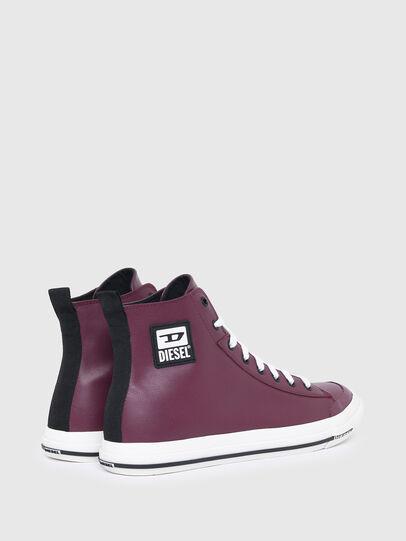 Diesel - S-ASTICO MID CUT, Viola Scuro - Sneakers - Image 3