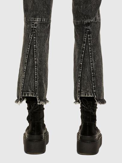 Diesel - D-Earlie 009DN, Nero/Grigio scuro - Jeans - Image 7