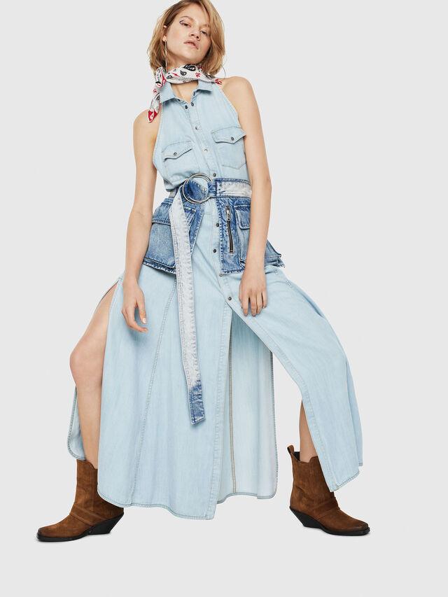 Diesel - DE-POKY, Blu Jeans - Vestiti - Image 1