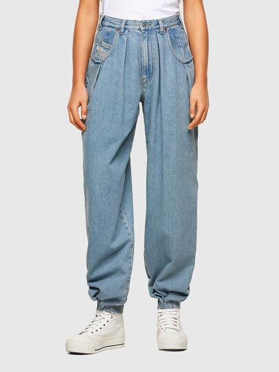 Diesel - D-Concias 009RQ, Blu Chiaro - Jeans - Image 1