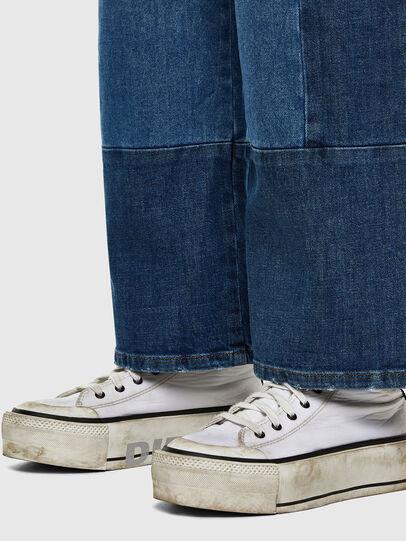 Diesel - Widee 009EU, Blu Chiaro - Jeans - Image 4