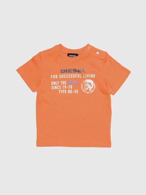 TDIEGOXB, Arancione - T-shirts e Tops