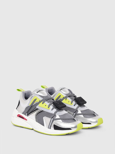 Diesel - S-SERENDIPITY LC EVO, Bianco - Sneakers - Image 2