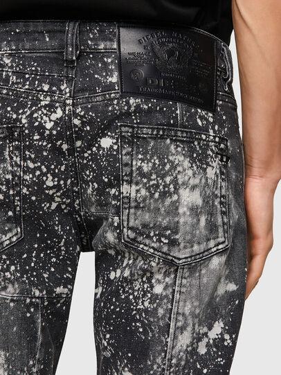 Diesel - D-Strukt 009SW, Grigio Chiaro - Jeans - Image 3