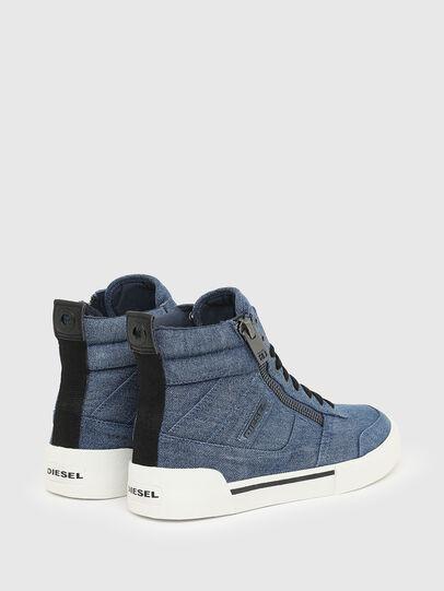 Diesel - S-DVELOWS, Blu - Sneakers - Image 3