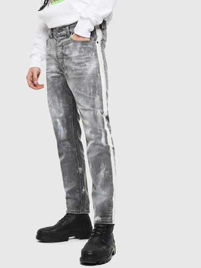 Diesel - D-Eetar 0094N, Grigio Chiaro - Jeans - Image 3