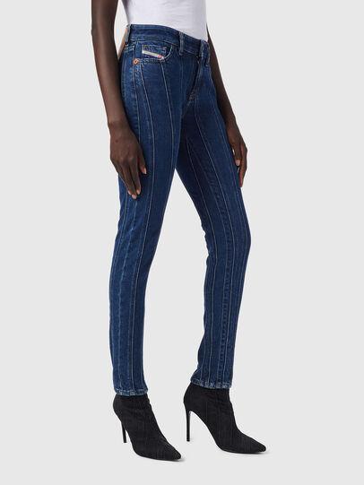 Diesel - Slandy 09B10, Blu medio - Jeans - Image 6