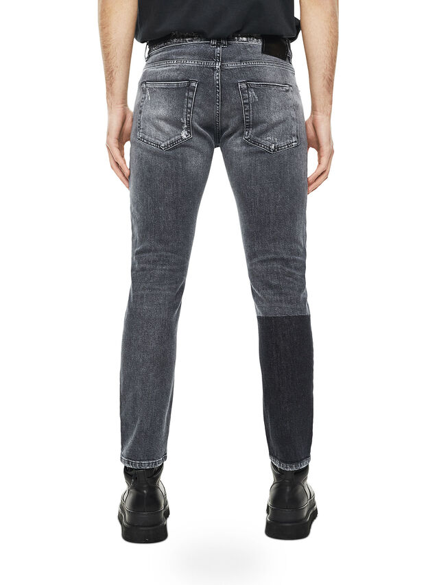 Diesel - TYPE-2813, Nero/Grigio - Jeans - Image 2