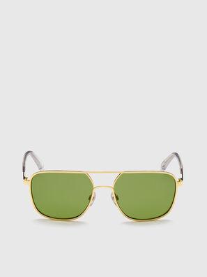 DL0325, Giallo - Occhiali da sole