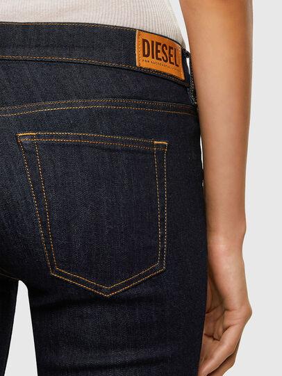Diesel - D-Ebbey 069MX, Blu Scuro - Jeans - Image 4
