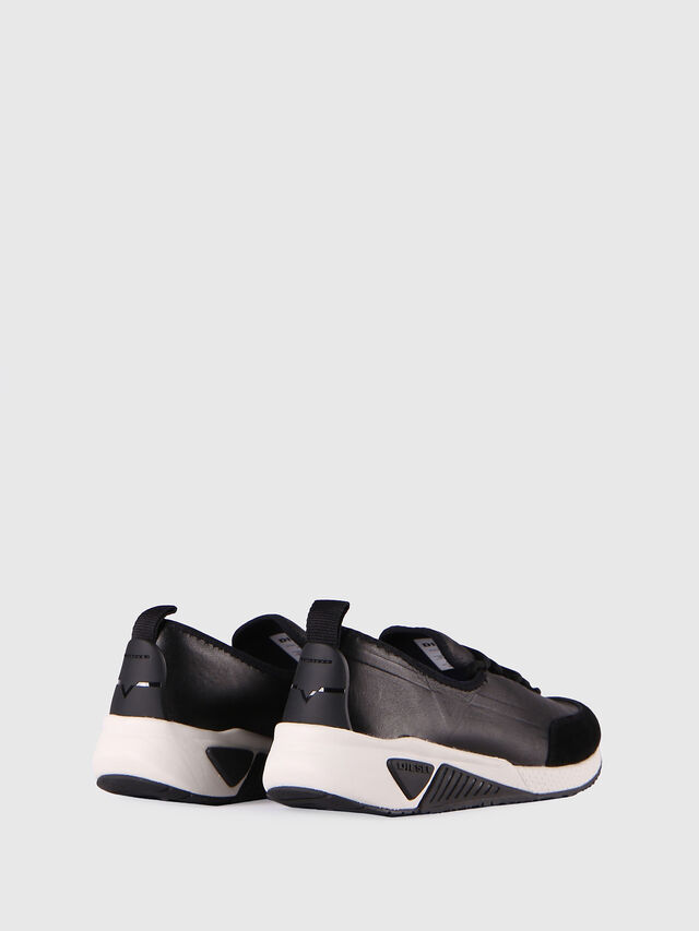 Diesel - S-KBY, Nero Cuoio - Sneakers - Image 3