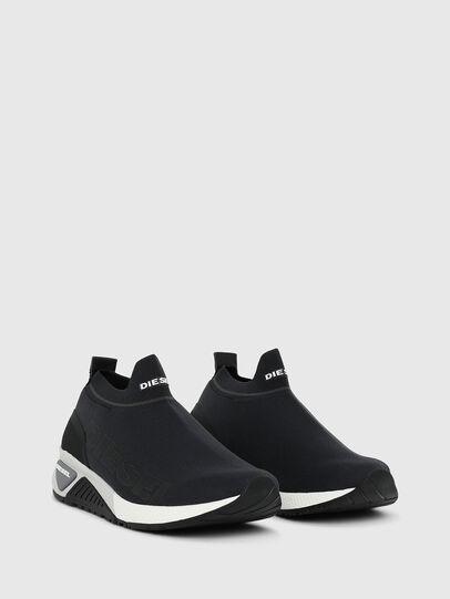 Diesel - S-KB ATHL SOCK II, Nero - Sneakers - Image 2
