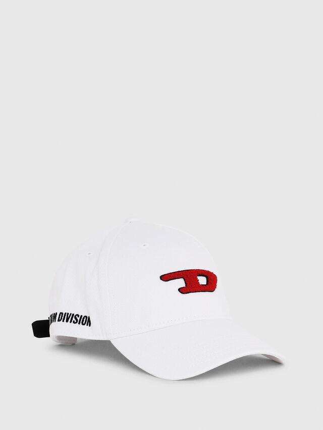 Diesel - C-DIGRA, Bianco - Cappelli - Image 1