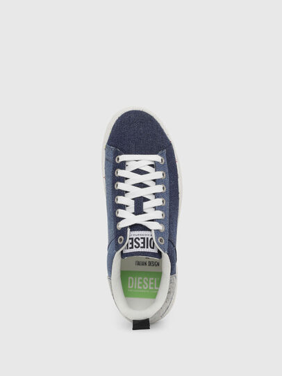 Diesel - S-CLEVER LOW LACE W, Blu - Sneakers - Image 5