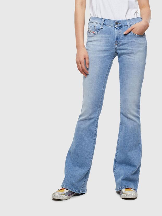 D-Ebbey 0095D, Blu Chiaro - Jeans