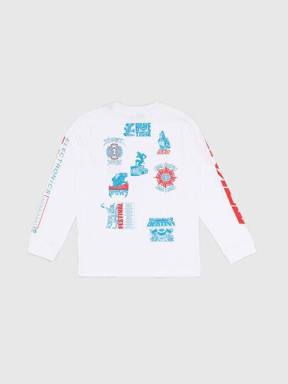 Diesel - TJUSTLSWBT,  - T-shirts e Tops - Image 2