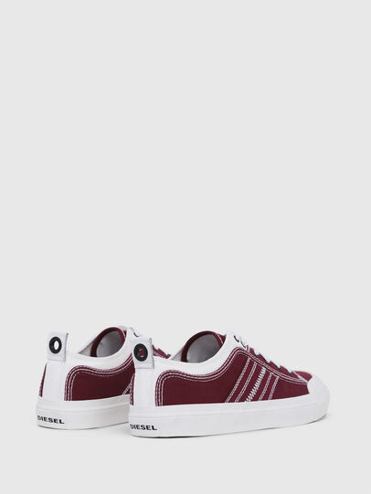 Diesel - S-ASTICO LOW LACE, Borgogna - Sneakers - Image 3