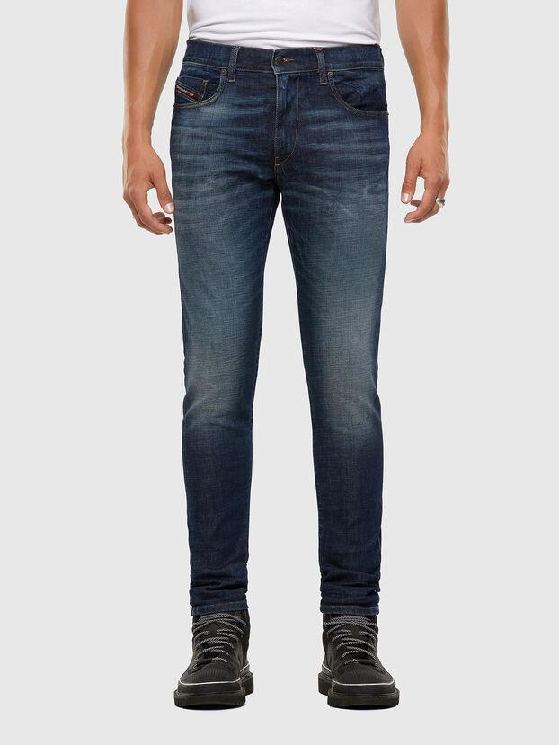 D-Strukt 009GQ, Blu Scuro - Jeans