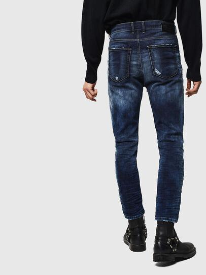 Diesel - D-Vider JoggJeans 069KD, Blu Scuro - Jeans - Image 2