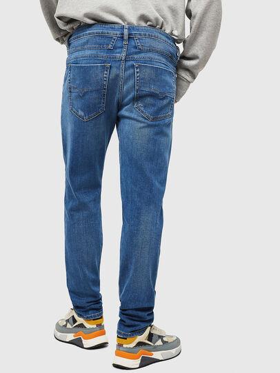 Diesel - D-Bazer 083AX, Blu Chiaro - Jeans - Image 2