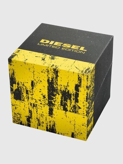 Diesel - DZ4539, Nero/Giallo - Orologi - Image 5