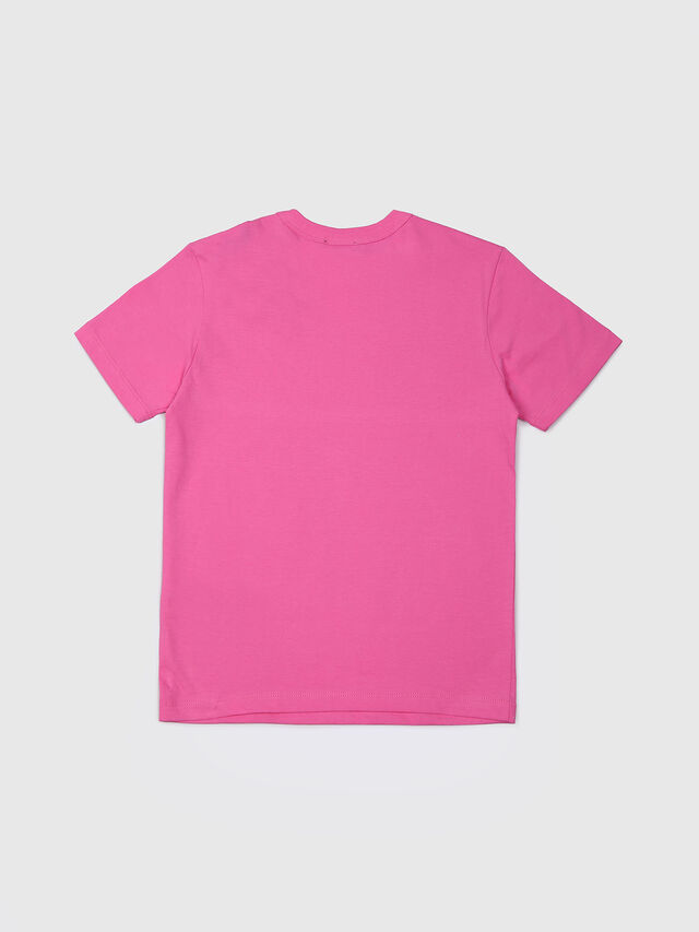 Diesel - TOCLE, Fucsia - T-shirts e Tops - Image 2
