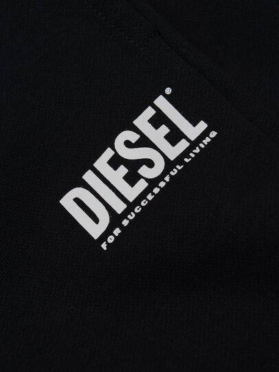 Diesel - PTARYLOGO, Nero - Pantaloni - Image 3