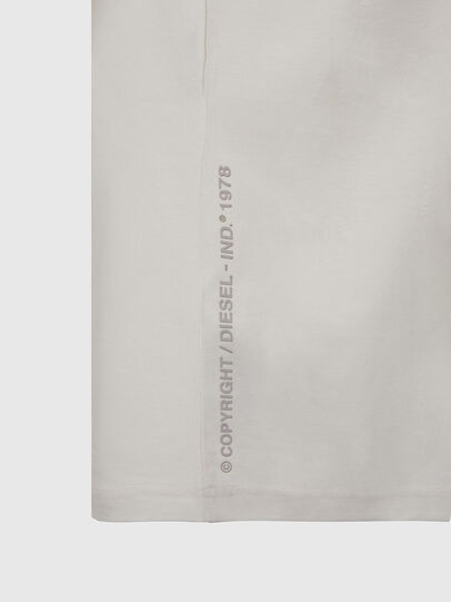 Diesel - T-DIEGOS-X45, Bianco - T-Shirts - Image 3