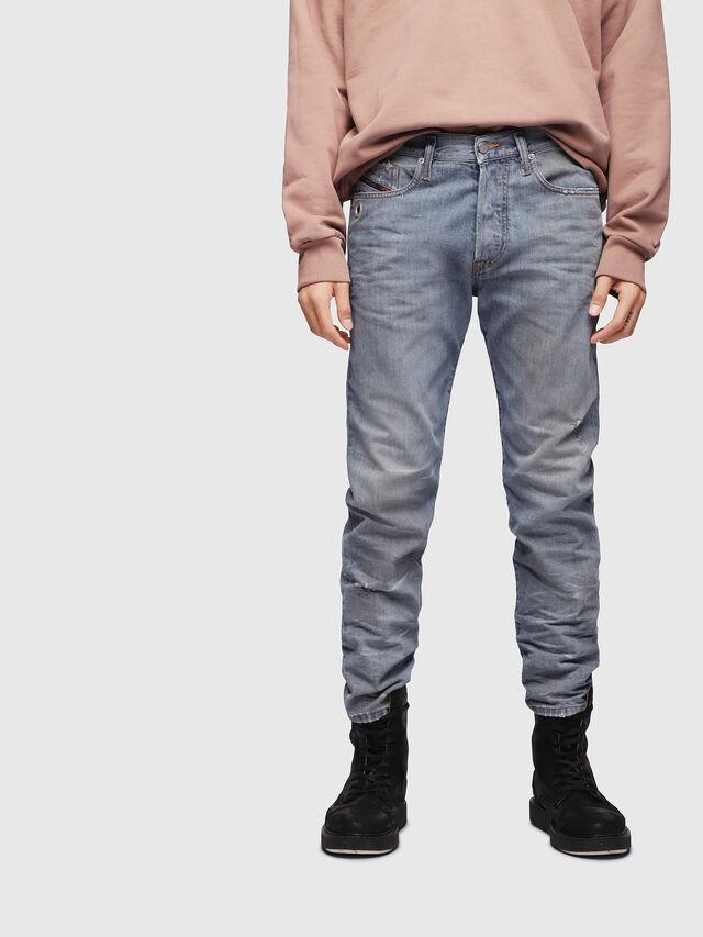 Diesel - Mharky 088AH, Blu Chiaro - Jeans - Image 1