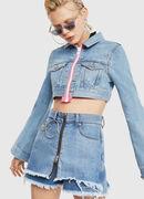 DE-ZAUPY-C, Blu Jeans - Giacche in denim