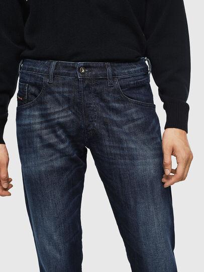 Diesel - D-Bazer 0095W, Blu Scuro - Jeans - Image 3