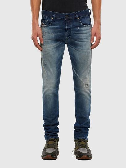 Diesel - Tepphar 009FR, Blu medio - Jeans - Image 1