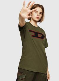 T-JUST-DIVISION-D-FL, Verde Militare