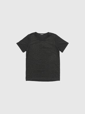 TJNOEL, Nero - T-shirts e Tops