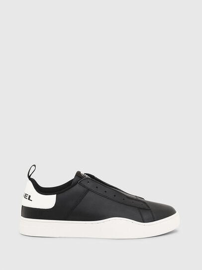 Diesel - S-CLEVER SO, Nero/Bianco - Sneakers - Image 1