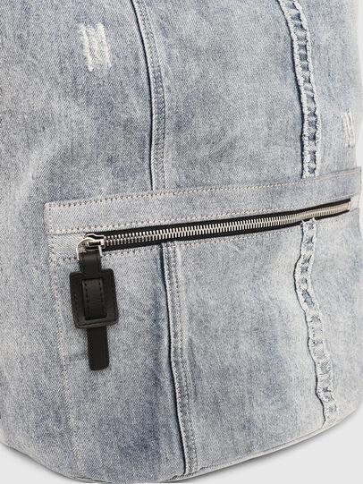 Diesel - SYLE, Grigio Jeans - Zaini - Image 4